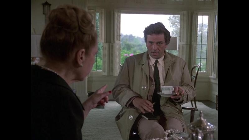 41. Коломбо [S07e01] - Попробуй, поймай меня 1977