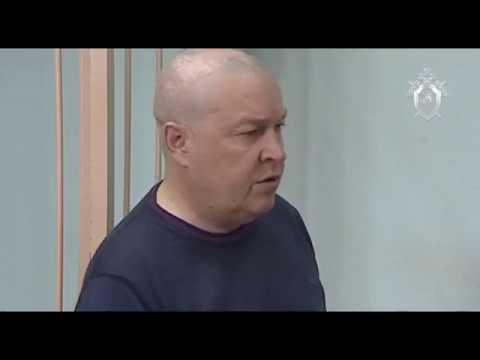 Экс-руководитель Томской полиции под домашним арестом