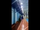 DEAF 10.02.2018 года .Соревнование по флорболу от спортивного города Новосибирска (формат 3 : 1, 8 групп, 45 игроков и 20 болель