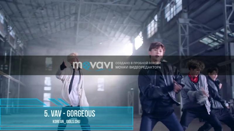 TOP 10 K-POP SONGS (VER. KOREAN_IDOLS.CHU)