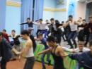 Мужской тувинский танец.MOV