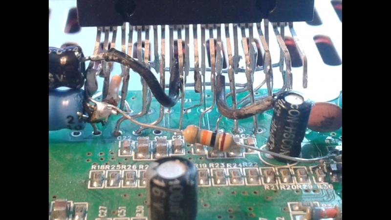 Аудио дичьь Supra SFD 106U Усь чуть чуть не подошел по пинам и их количеству.