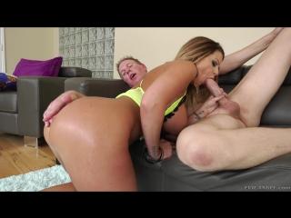 Brooklyn Chase - MILF Escorts Pussy, Ass Jackhammered! [All Sex,Big Tits,Deepthroat,Hardcore,New Porn 2017]