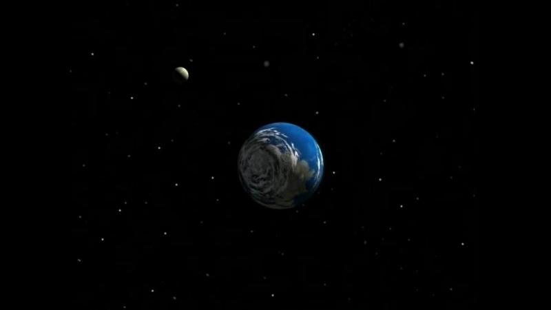 Земля - космический корабль / Зима / 2 из 4