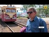 Новости UTV. В Салавате производится ремонт трамвайных путей