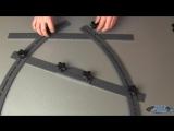 Принцип работы с разборными шаблонами для фрезерованного автозвука