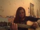 вступление в широкой реке гитара