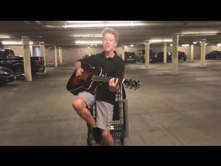 Attention - Charlie Puth (Cover by Ky Baldwin)