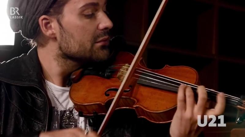 David Garrett Marcus Wolf spielen Midnight Waltz live BR-KLASSIK