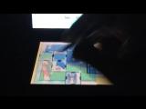 Pokemon X  Y Amie Tile Puzzle - 3 Seconds Easy Mode