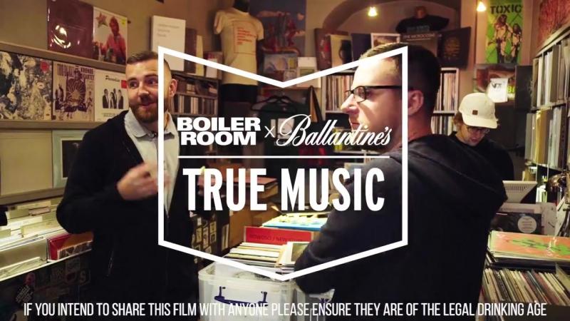 Seth Troxler Catz 'N Dogz in Poland Boiler Room Ballantine's