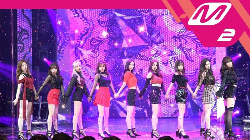 [MPD직캠] 유니티 직캠 4K '넘어(No More)' (UNI.T FanCam) | @MCOUNTDOWN_2018.5.24