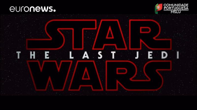 William e Harry atores em Star Wars: Os últimos jedi