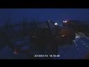 Жёсткое столкновение Тойоты и Оки в Куйбышеве