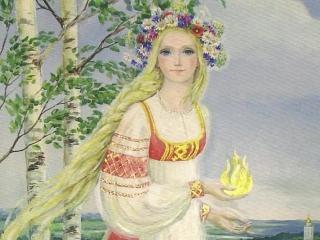 Лесной дом. песня Натальи Афанасьевой.