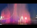 Поющие фонтаны - Олимпийский парк - Сочи
