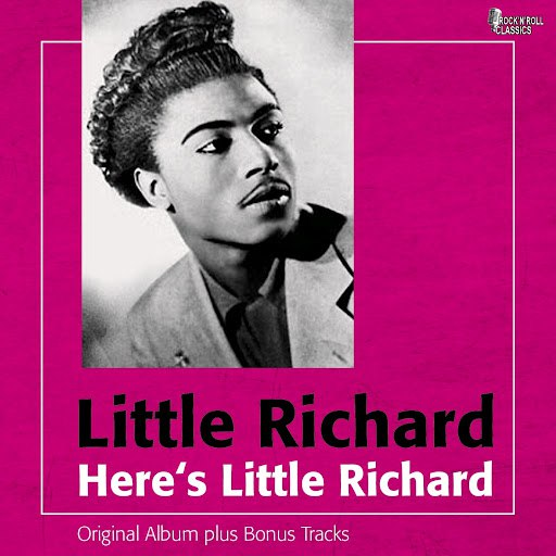 Little Richard альбом Here's Little Richard (Original Album Plus Bonus Tracks)
