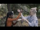 One Beat and Playtronica: Arm wrestling of Olga Maximova and Nonku Phiri