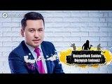 Bunyodbek Saidov ft Bahrom Nazarov ft Qilichbek Madaliyev - Dermish (original minus)