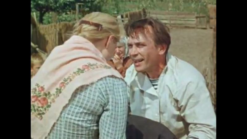 Поднятая целина 3 серия.(1959)