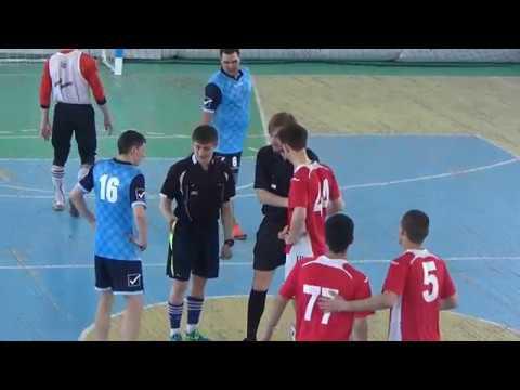 Полуфинал «Штурм» vs «УПЗ» 01