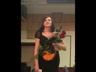 Концертино для домры Е. Подгайц ( 1 часть) исп. Кристина Шарабидзе и Виктория Спичак