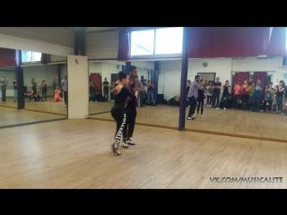 Alain Rueda & Katerina Mik   Son Moderno @daily class   France 2017