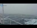 Корабли попавшие в шторм