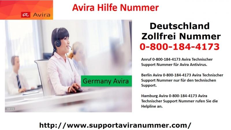 0-800-184-4173 Avira Antivirus Support Nummer unterstützt das beste Ergebnis in Deutschland.
