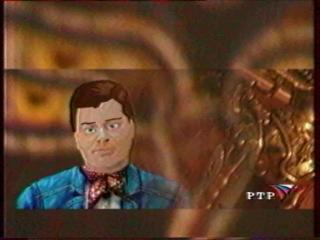 Горячая десятка (РТР, 2001) Валерий Леонтьев - Настройщик, Эвелина Блёданс - Медсестра (фрагмент)