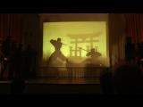 Япония 10 А (танец самураев)