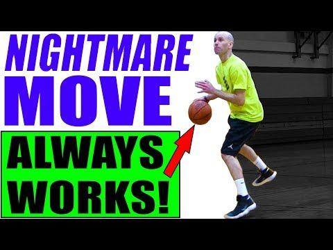 Basketball Move That ALWAYS WORKS! Break Ankles Beat Defenders!