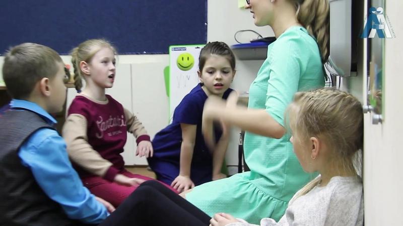 Английский язык Дети 7 лет Whole Brain Teaching или метод синхронизации полушарий Устное письмо во время пересказа