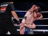 Мовсар Евлоев одержал победу над Сергеем Морозовым в 3 раунде удушающим приемом со спины