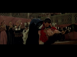 Catherine Zeta Jones & Antonio Banderas - Paso Doble & Spanish Tango (OST The Mask of Zorro, 1998)