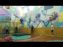 День гимнаста-3. Групповые упражнения. Workout-men