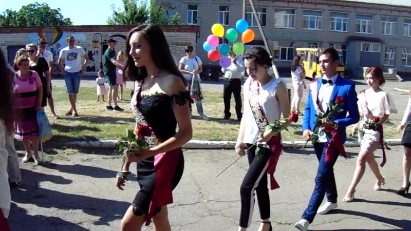 Найкращий випуск в історії школи)