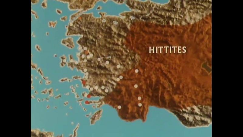 BBC: В поисках Троянской войны. Троя (5) Империя хеттов