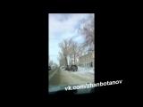 Массовое нарушение ПДД Уральск