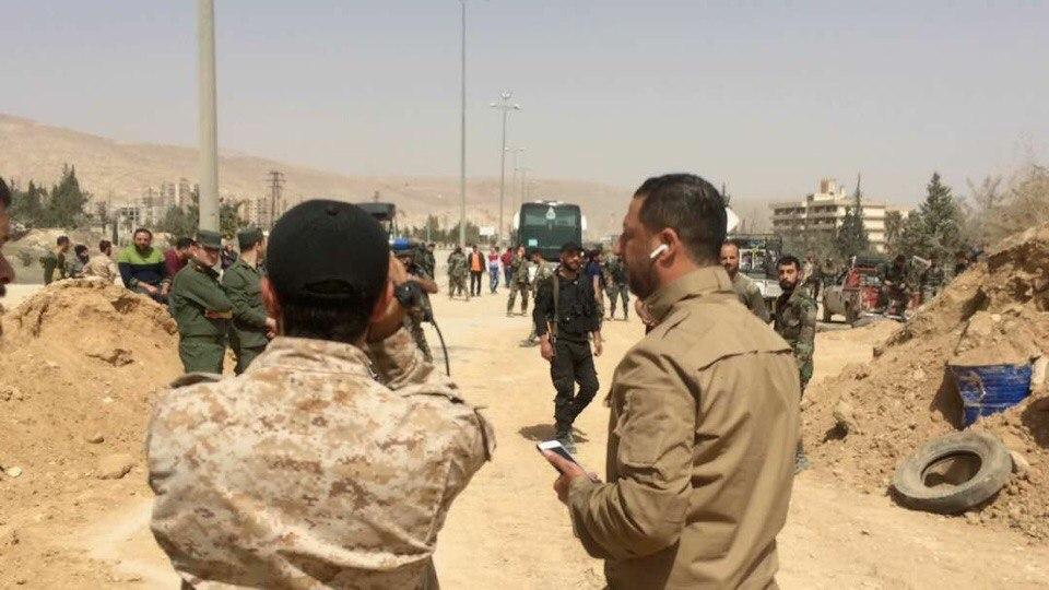 Минобороны опровергло сообщения о«зажигательных бомбах» вСирии