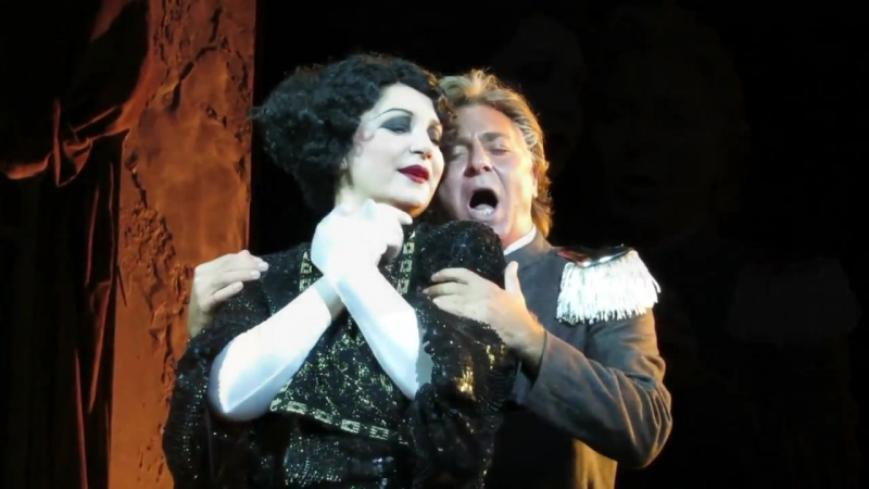 Ext. Adriana Lecouvreur: Roberto Alagna / Barbara Frittoli (Opera de Monte-Carlo, Nov. 2017)
