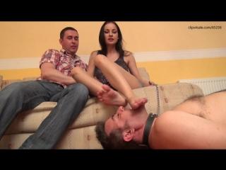 [clips4sale.com]abbie cat - worship my feet cuckold slave