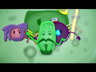 The Plant Cell Clique _ SUNG SCIENCE
