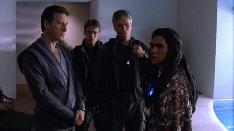 Stargate SG-1. Season 3 (2001)(15) - Иск (Pretense)