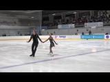 Анастасия Полуянова и Дмитрий Сопот на Кубке России по фигурному катанию завоевали золото