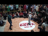 СИТИ БАТТЛ vol IV BREAK DANCE первые шаги BGIRL Лера Пачкаева (win) ws Bboy Кирилл Сарайкин