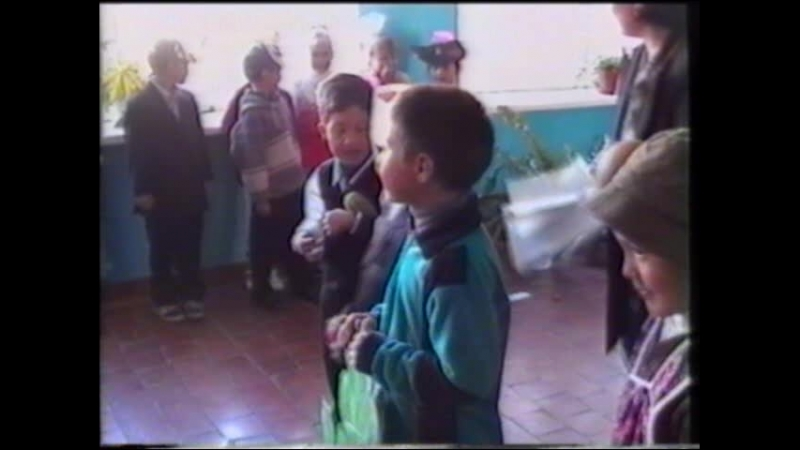 праздник урожая 2002г мл кл МОБУ СОШ сл Абзаново