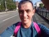 Уфимский марафон 2017 Газиз Юсупов