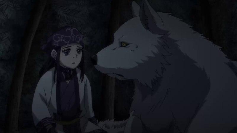 Он так и не стал её ручным псом (Золотое божество)