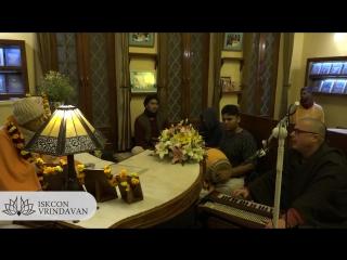 Govinda Prabhu - Srila Prabhupada House Kirtan 25.01.2018